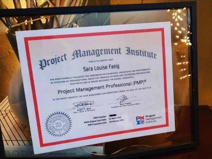 Buy PMP Certificate